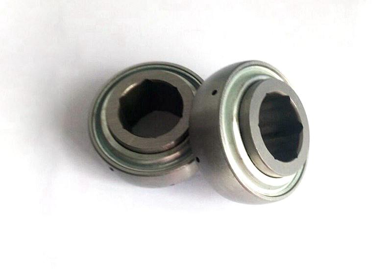 Bearings For Farm Equipment : Gc nlc hex bore bearings for farm machinery