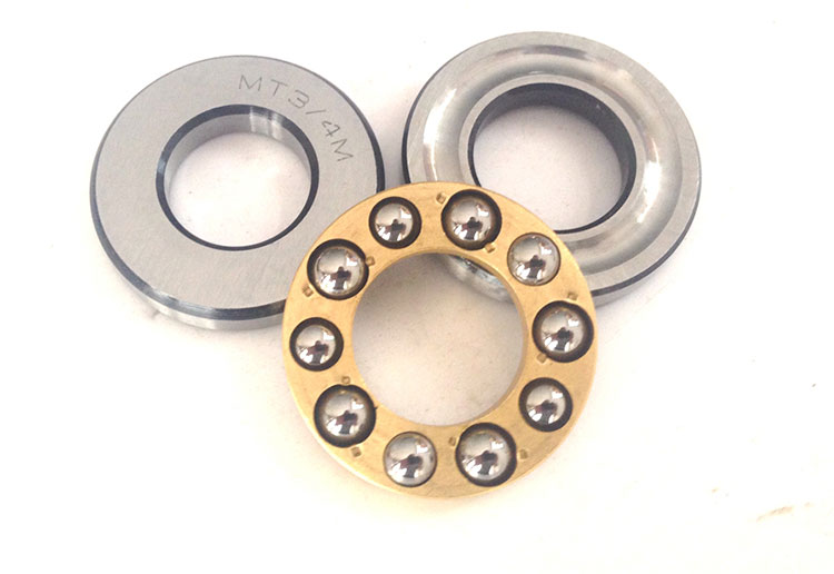 MT3/ 4 M  KSC brand high performance imperial large load thrust ball bearing